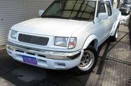 Nissan Datsun Van 1999