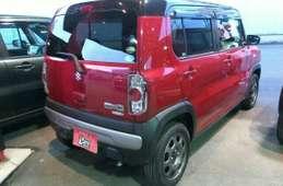 Suzuki Hustler 2015