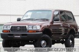Toyota Land Cruiser 80 1990