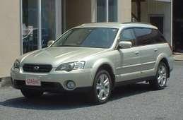 Subaru Legacy Outback 2005