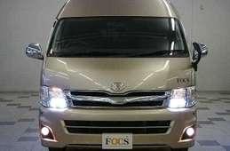 Toyota Hiace Wagon 2012