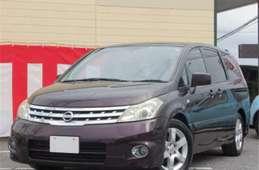 Nissan Presage 2008