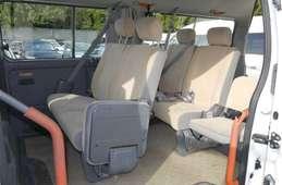 Nissan Caravan Van 2004