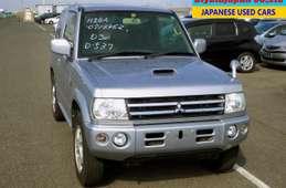 Mitsubishi Pajero Mini 2007