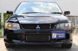 Mitsubishi Lancer Evolution IX 2006