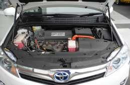 Toyota SAI 2011