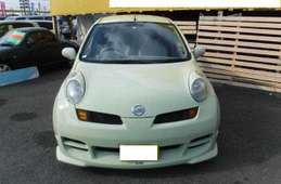 Nissan March 2003