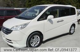 Honda Stepwagon 2008