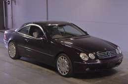 Mercedes-Benz CL-Class 2000