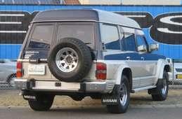 Nissan Safari 1992