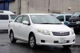 Toyota Corolla Axio 2009