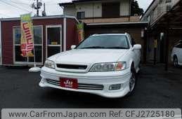 Toyota Mark II Qualis 1999
