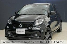 Smart ForFour 2019