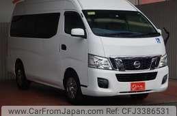 Nissan Caravan Van 2013