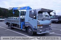 Mitsubishi Fuso Fighter 1992