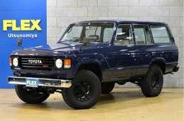 Toyota Land Cruiser Van 1982