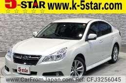 Subaru Legacy B4 2012