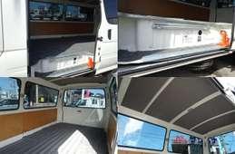 Toyota Dyna Root Van 2013