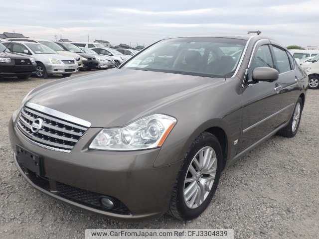 used nissan fuga 2004dec py50206 in good condition for