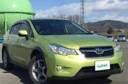 Subaru Impreza XV Hybrid 2014