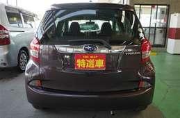Subaru Trezia 2014