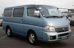 Nissan Caravan Coach 2005