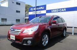 Subaru Legacy Outback 2013