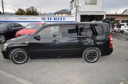 Toyota Succeed Wagon 2012