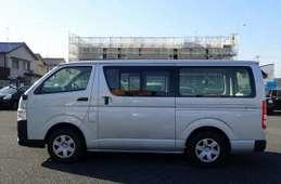 Toyota Regiusace Van 2016