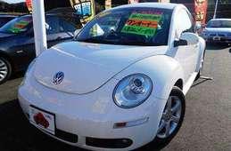 Volkswagen New Beetle 2010