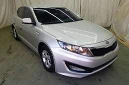 Kia Motors K5 2012