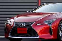 Toyota Lexus LC 2017
