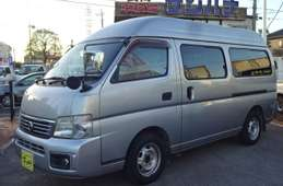 Nissan Caravan Coach 2002