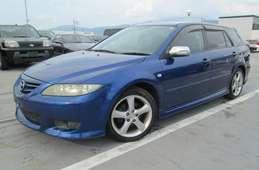 Mazda Atenza 2002