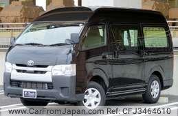 Toyota Hiace Van 2018