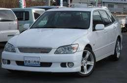 Toyota Altezza Gita 2001