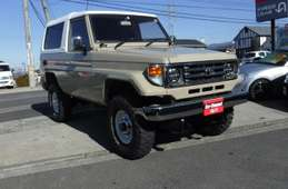Toyota Land Cruiser 1991