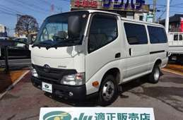 Toyota Dyna Route Van 2013
