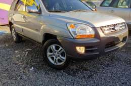 Kia Motors Sportage 2006