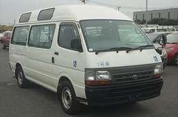 Toyota Hiace Commuter 2001