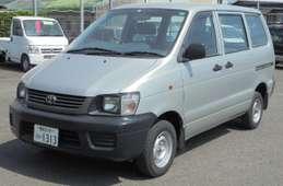 Toyota Liteace Van 2002