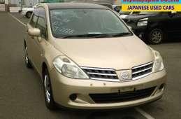 Nissan Tiida Latio 2010