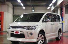 Mitsubishi Delica D5 2009