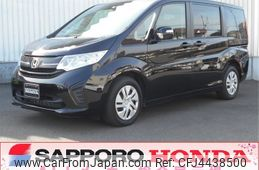 Honda Stepwagon 2018