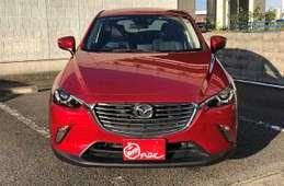 Mazda CX-4 2015