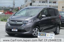 Honda Freed Hybrid 2017