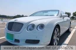 Bentley Continental 2008