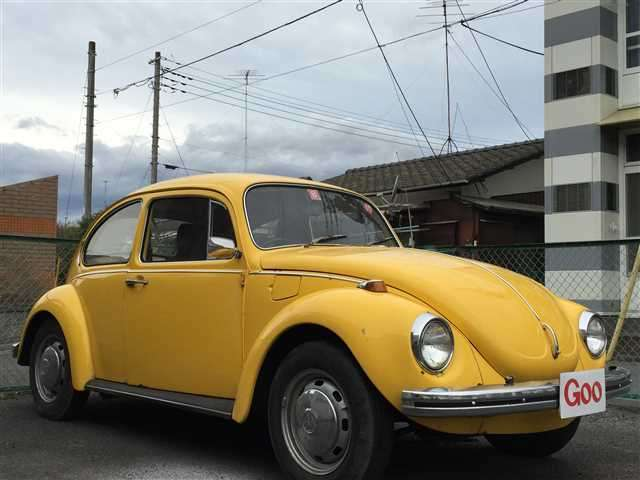 Used VOLKSWAGEN BEETLE 1971/Jan 1112250549 in good condition for sale | CAR FROM JAPAN