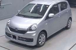 Subaru Pleo 2014