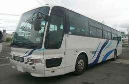 Mitsubishi Fuso Bus 1998